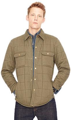 Fossil Porter Shirt Jacket