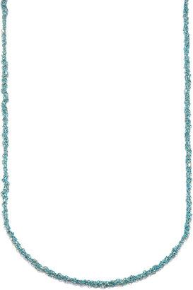 Rachel Roy Braided Chain Necklace