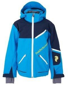 Peak Performance Blue Pop Ski Jacket