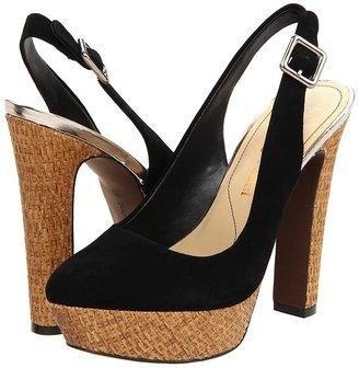 Luxury Rebel Gabo (Black Suede) - Footwear