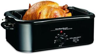 Hamilton Beach 18-Quart Roaster Oven