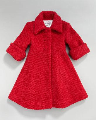 Helena Boucle Dress Coat, 12-24 Months
