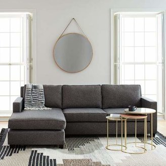 west elm Henry® 2-Piece Chaise Sectional