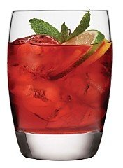 Luigi Bormioli Michelangelo Juice Glass, Set of 4