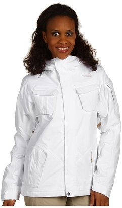 The North Face Decagon Jacket Fall 2011 (TNF White) - Apparel