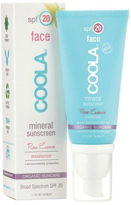 Coola Face Mineral Sunscreen Spf 20