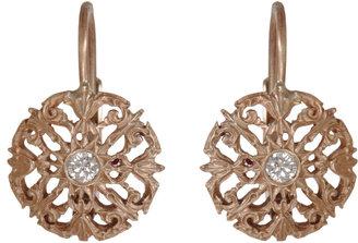 Anaconda Diamond Isadora Earrings