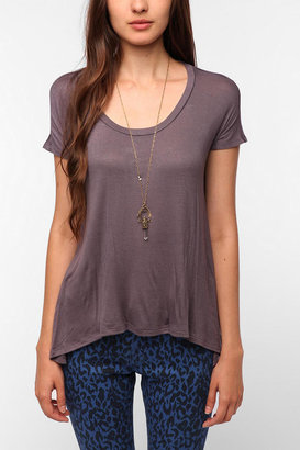 Urban Outfitters Daydreamer LA Trapeze Tee