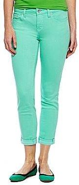 JCPenney jcpTM Skinny Ankle-Length Jeans
