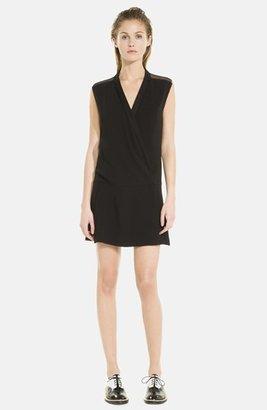 Sandro 'Rome' Faux Wrap Dress