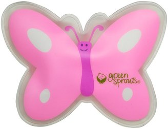 Safety First green sprouts by i play. Cool Calm Press - Butterfly