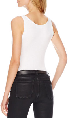 MICHAEL Michael Kors Ribbed Sweater Tank