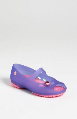 Crocs 'Carlie' Sandal (Toddler & Little Kid)