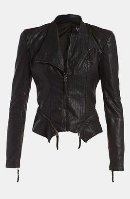 Blank NYC BLANKNYC Faux Leather Jacket