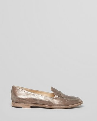 Belle by Sigerson Morrison Flat Loafers - Bina Oxford