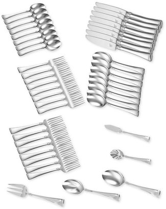 Zwilling J.A. Henckels TWIN® Brand Angelico 18/10 Stainless Steel 45-Pc. Flatware Set, Service for 8