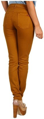 7 For All Mankind The Skinny Slim Illusion (Ginger) - Apparel