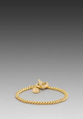 Marc by Marc Jacobs Mini Toggle Bracelet