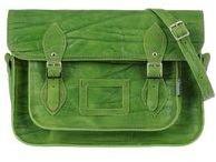 ZATCHELS Medium leather bags
