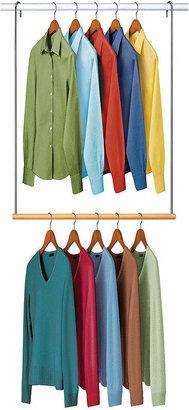 Lynk Double Hang Closet Rod