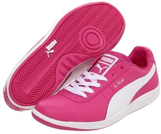 Puma G. Vilas L Wn's (Raspberry Rose/White) - Footwear