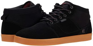 Etnies Jefferson Mid (Black/Gum) Men's Skate Shoes