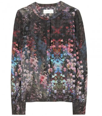 A.L.C. Molly Print Blouse