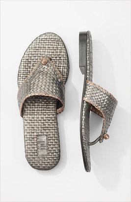 J. Jill Woven leather thongs