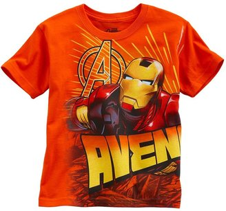 Iron Man The avengers tee - boys 4-7