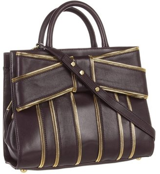 Z Spoke Zac Posen Shirley Small Satchel (Royale) - Bags and Luggage