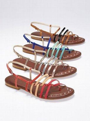 Matt Bernson Latitude Leather Sandal