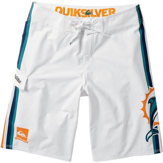 Quiksilver NFL Shorts, Miami Dolphins Board Shorts