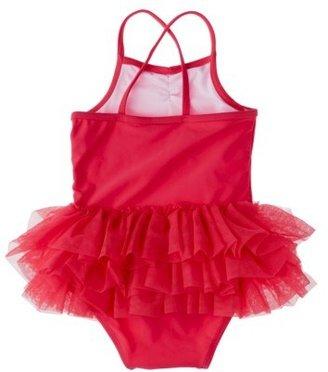 Circo Infant Toddler Girls' Tutu 1-Piece Swimsuit