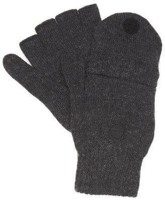 Perry Ellis Fingerless Mitt Gloves