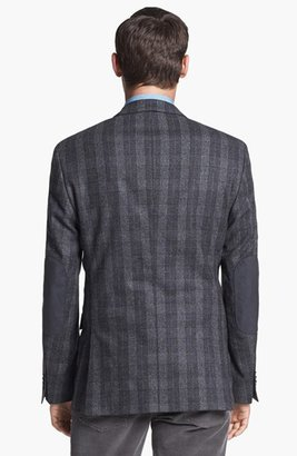 HUGO BOSS 'The Smith' Trim Fit Plaid Sportcoat