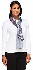 Collection XIIX Collection 18 Balloon Girl Printed Scarf $17.92 thestylecure.com