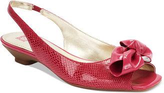 Anne Klein Shoes, Jest Slingback Pumps