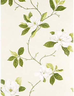 Sanderson Wallpaper, Sweet Bay Green, DPFWSW102
