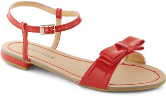 Port Things Out Sandal