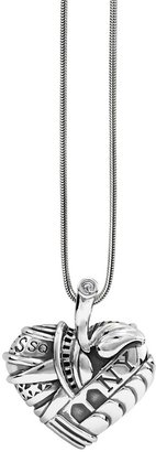 Lagos 'Hearts of New York' Long Pendant Necklace