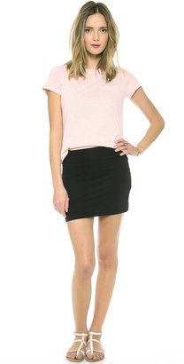 Splendid Layers Miniskirt
