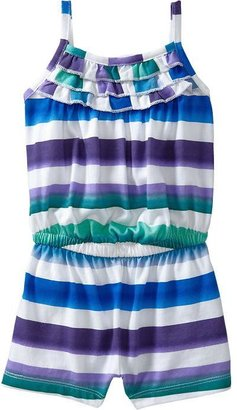 Old Navy Ruffle Front Rompers for Baby