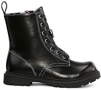 JCPenney Total Girl® Caddy Girls Combat Boots