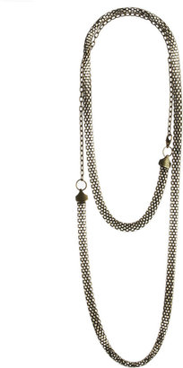 Calypso Chunky Chain Necklace