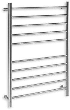 Myson Wall 10-Bar Towel Warmer - Bright Pearl
