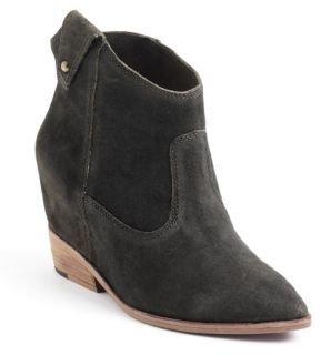 Belle by Sigerson Morrison Kyeran Suede Ankle Boots