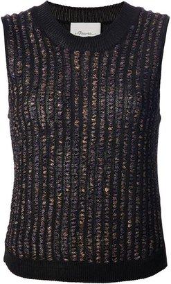 3.1 Phillip Lim knit sleeveless sweater