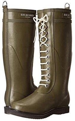 Ilse Jacobsen Rub 1 (Army) Women's Boots