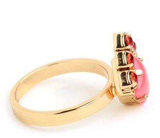 BaubleBar Pink Quad Ring