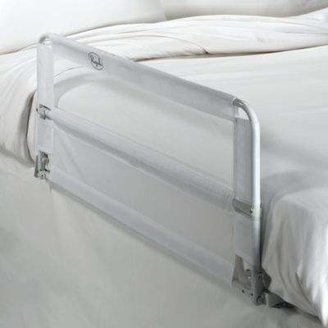 Regalo Hide-Away Double Sided Portable Bed Rail